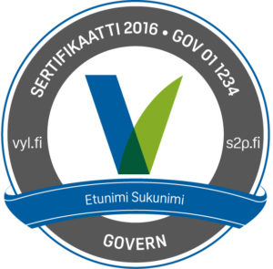 sertifikaattilogo-govern